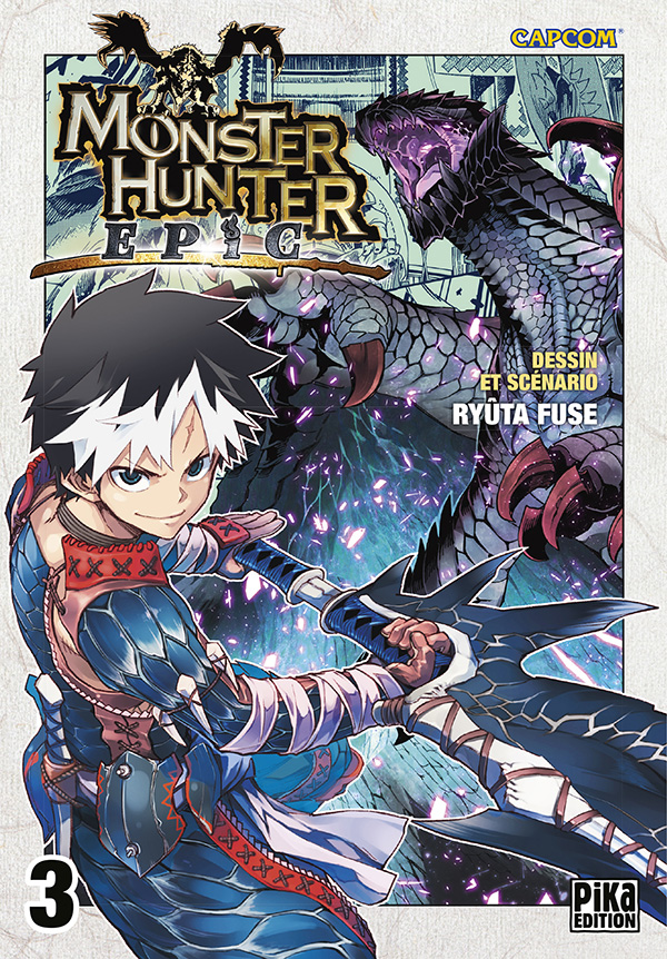 Monster Hunter Epic