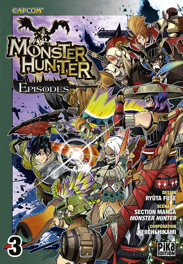 Monster Hunter Episode
