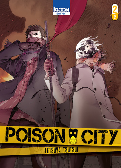 Poison City - Volume 1