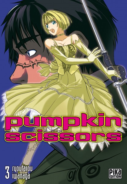 Pumpkin Scissors - Vol. 3