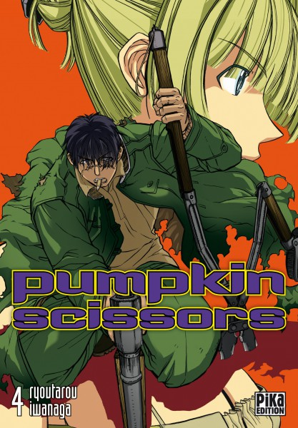 Pumpkin Scissors - Vol. 4
