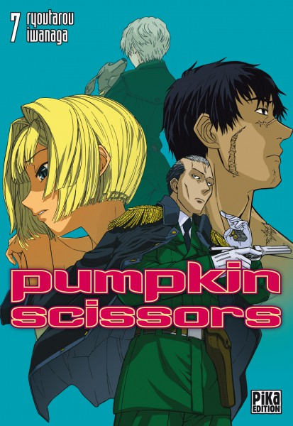 Pumpkin Scissors - Vol. 7
