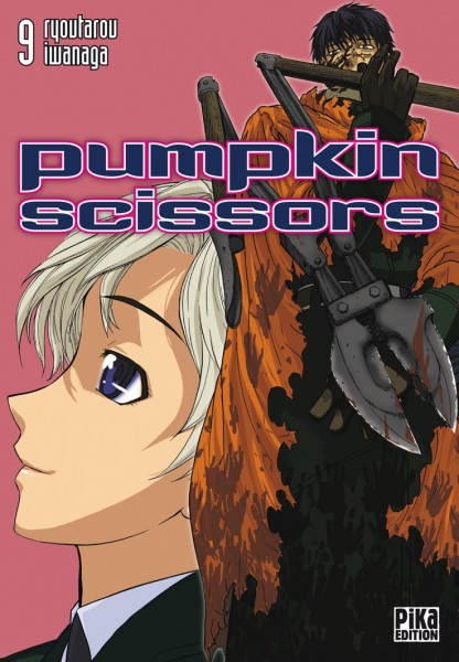 Pumpkin Scissors - Vol. 9