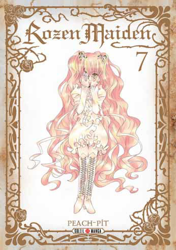 Rozen Maiden - Volume 1