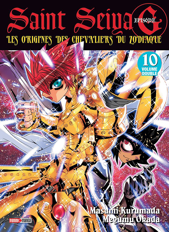 Saint Seiya episode G - Edition Double