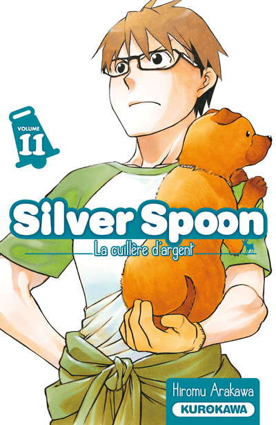 Gin no Saji - Silver Spoon - Vol. 11
