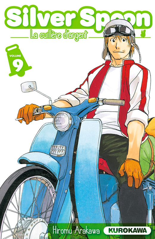 Gin no Saji - Silver Spoon - Vol. 9