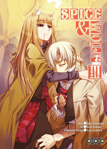 Ookami to Koushinryou - Spice and Wolf - Vol. 3