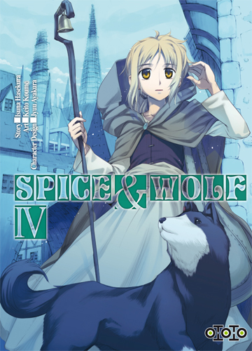 Ookami to Koushinryou - Spice and Wolf - Vol. 4