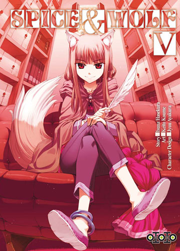 Ookami to Koushinryou - Spice and Wolf - Vol. 5