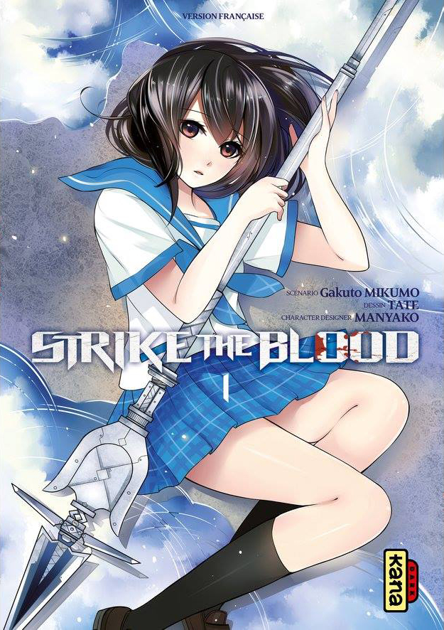 Strike The Blood - Vol. 1