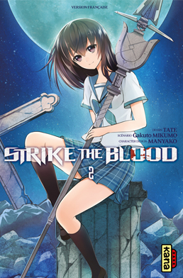 Strike The Blood - Vol. 2
