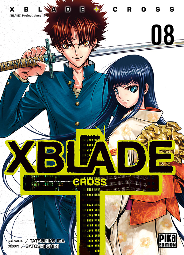 X-blade Cross - Volume 1